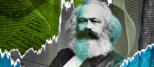 Marx Now, image by Dan Mohr