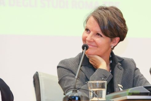 Martina Nied, Università Roma Tre