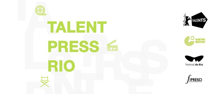 3º Talent Press Rio