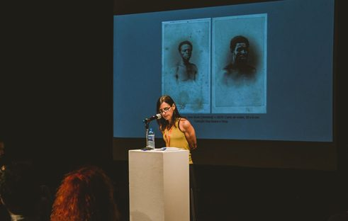 Lilian Schwarcz shows photographs of Christiano Junior (Untitled, c.1870)