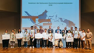 Nationaler Vorentscheid in Indonesien