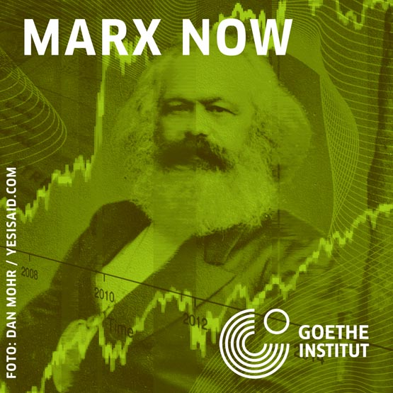 Marx Now auf Spotify