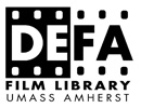 DEFA Film Library at the University of Massachusetts Amherst