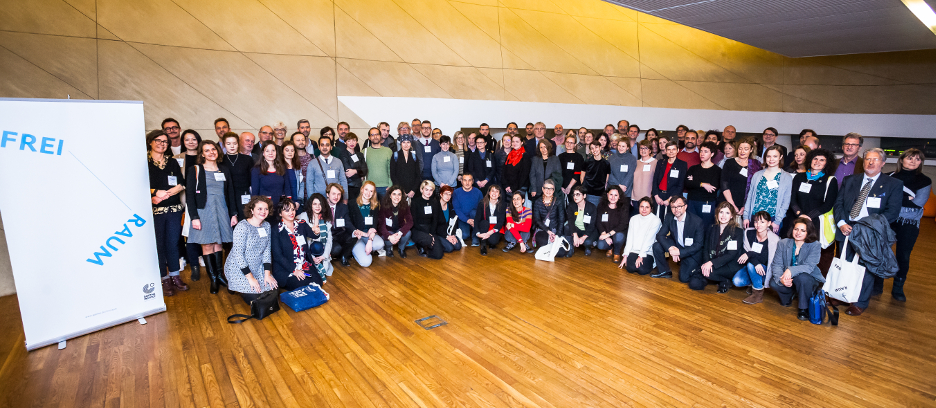 Group photo of the meeting at Warsaw