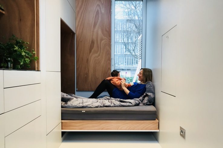 leonardo di chiara e le tiny house utopia o modello goethe institut italien. Black Bedroom Furniture Sets. Home Design Ideas