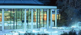 The name of Caracalla Spa in Baden-Baden, Germany was inspired by the Romans.