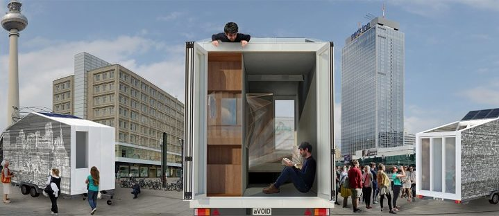 aVOID – Tiny House von Leonardo Di Chiara