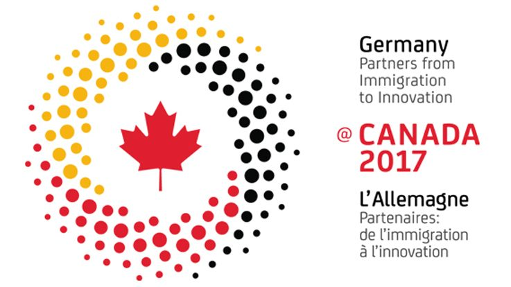 L'Allemagne @ Canada 2017