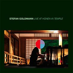 "Stefan Goldmann ""Live At Honen-In Temple"""