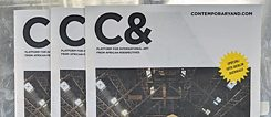 The cover of the latest print issue of C&.