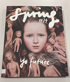 Cover of the Spring-Magazine # 14