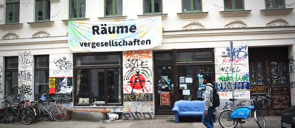 Public ownership at Merseburger Strasse 38