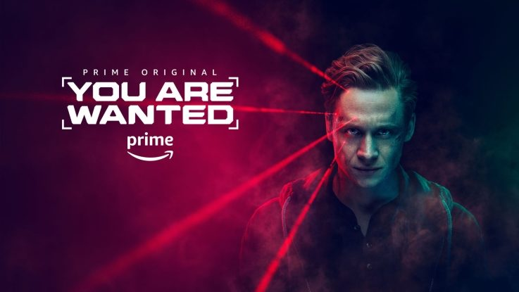 YOU ARE WANTED Amazon Prime Video Key Visual Matthias Schweighöffer