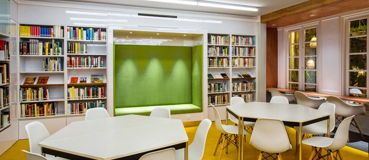 Library of the Goethe-Instituts Hanoi 1