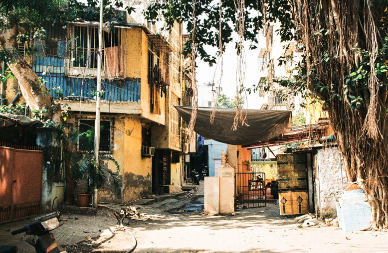 Access to Chimbai Village from St. Paul Street