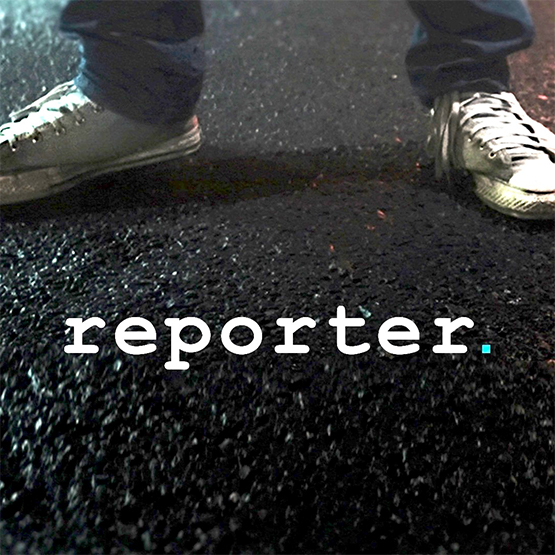 "News and politics on YouTube: The ""Reporter"" series by funk.  (qd.)"