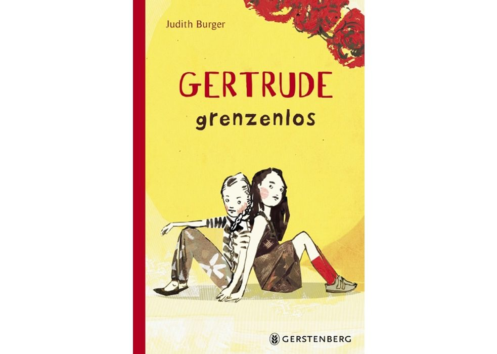What kind of name is Gertrude anyway: a story about growing up in the German Democratic Republic when your family has been declared an enemy of the state.