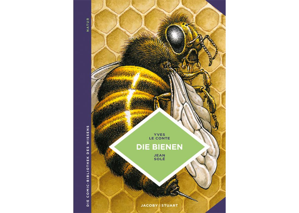 "In ""The Bees"", bee researcher Yves le Conte vividly explains everything you ever wanted to know about bees and how they live."