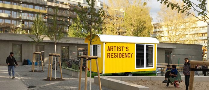 10 Artist Residencies in Berlin