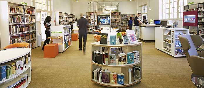 Goethe Windhoek Library