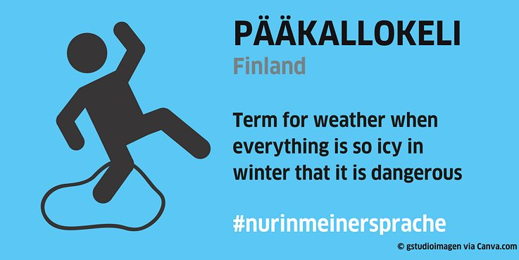 Unique word: Pääkallokeli