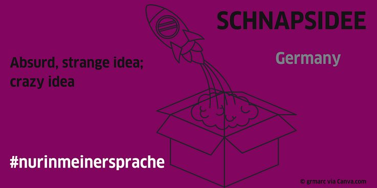Unique Word: Schnapsidee