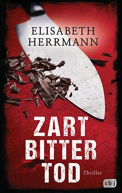 "The thriller is increasingly winning over readers in young adult fiction: ""Zartbittertod"" (Dark Chocolate Death) by Elisabeth Herrmann."