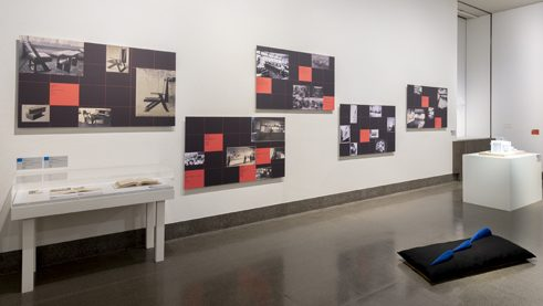 bauhaus imaginista exhibition in the National Museum of Modern Art Kyoto. Photo: Yuki Moriya