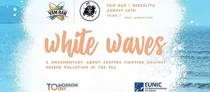 White Waves – Surfers Fighting against unseen Pollution