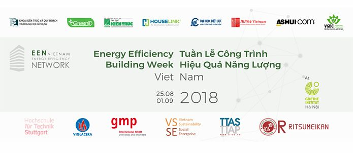 VIETNAM ENERGY EFFICIENCY BUILDING WEEK 2018