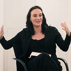 Author and translator Terézia Mora was awarded the 2018 Georg Büchner Prize.