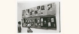 Bauhaus exhibition in Moscow, 1931_Bauhaus-Archiv Berlin