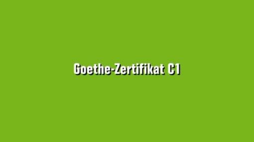 Practice Materials Goethe Institut