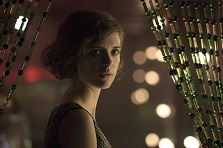 "Liv Lisa Fries as Charlotte Ritter, Filmstill from the series ""Babylon Berlin"", Foto: X Filme / Frédéric Batier"