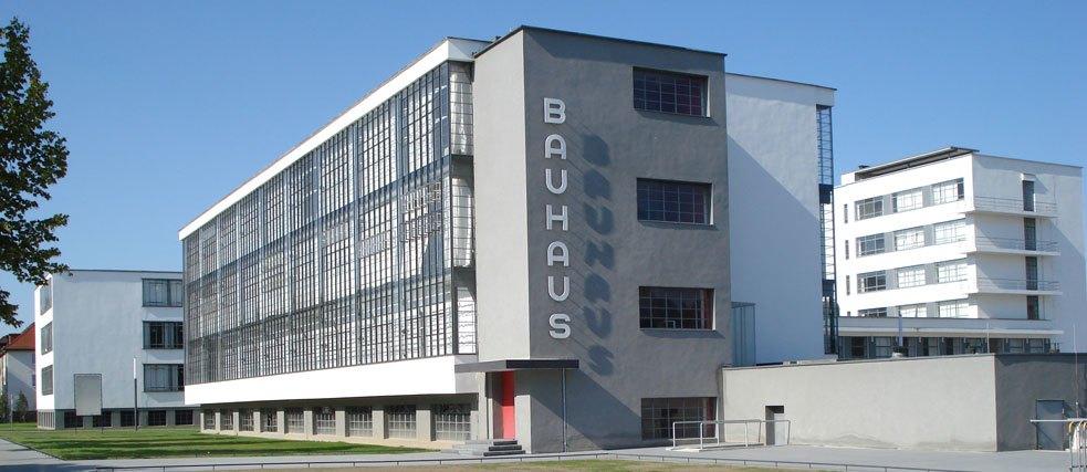 Als Design Neu Gedacht Wurde 100 Jahre Bauhaus Goethe Institut