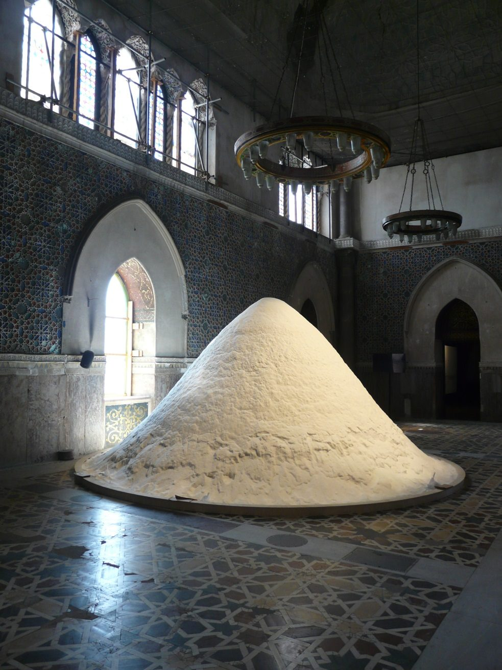 Palazzo Forcella De Seta: Patricia Kaersenhout, <i>The Soul of Salt</i>