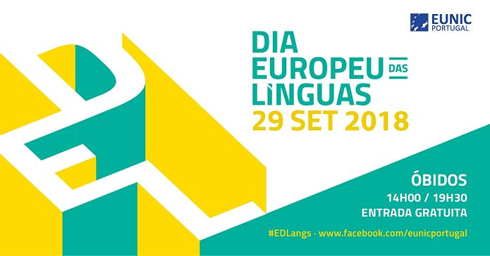 Dia Europeu das Línguas 2018 Eunic Portugal