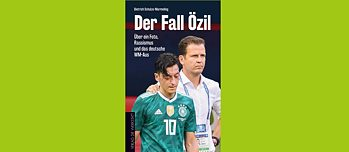 Book cover: Der Fall Özil