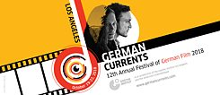 Key art  for the German Currents 2018 Film Festival Los Angeles