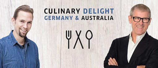 Culinary Delight: Germany & Australia