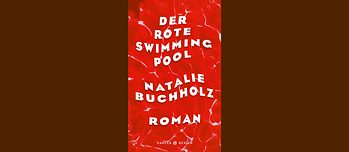 Book cover: der rote Swimmingpool