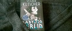 Book cover: Babylon Berlin by Volker Kutscher