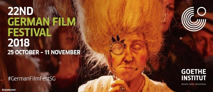 22ND German Film Festival 2018 | 25 October- 11 November | Singapore