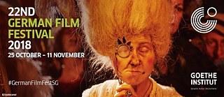 German Film Festival 2018 - 25 10 -11 11 2018 - Goethe-Institut Singapur