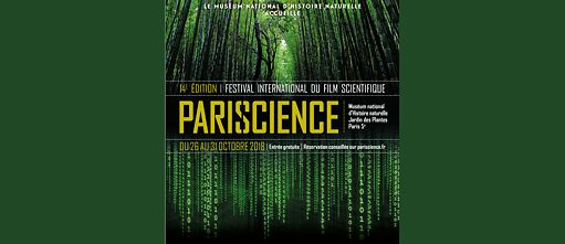 Affiche du Festivals Paris Science