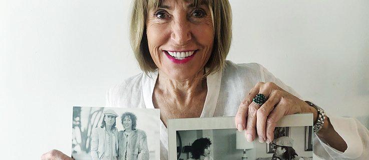 Frances schonberger zeigt bilder von ihr und john lennon frances schonberger formatkey jpg w737