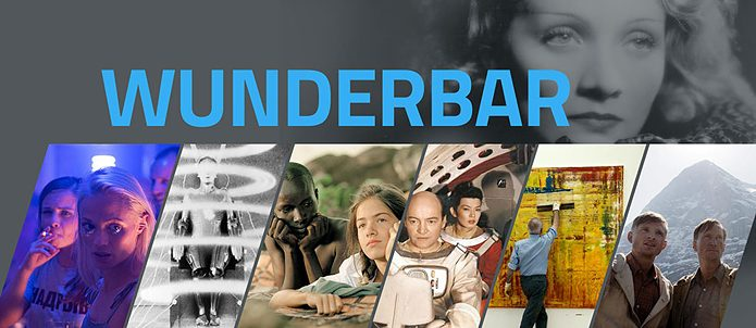 Wunderbar. A celebration of German film