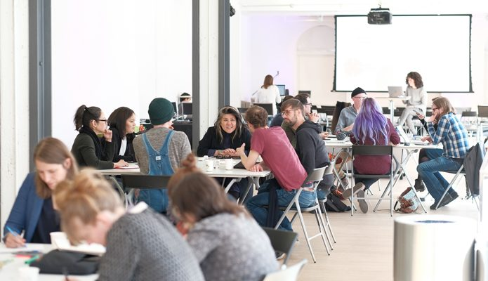 VRRV Workshops at the MUTEK April 2018