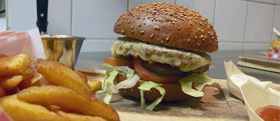 Germany's Bug Burger