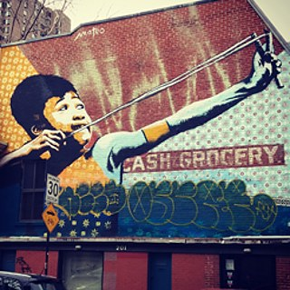 """Cash Grocery"" by Mateo"